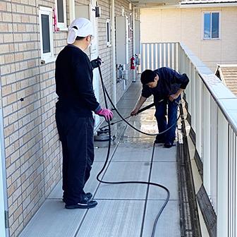 愛知県周辺エリアの清掃業・建設業 | ユタカトータルサポート
